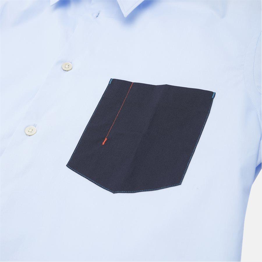 614P D20040 - Skjorter - L BLÅ - 4